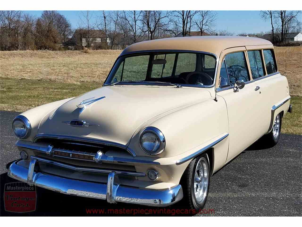 Large Picture of Classic '54 Plaza Suburban located in Whiteland Indiana - $34,900.00 Offered by Masterpiece Vintage Cars - KV49