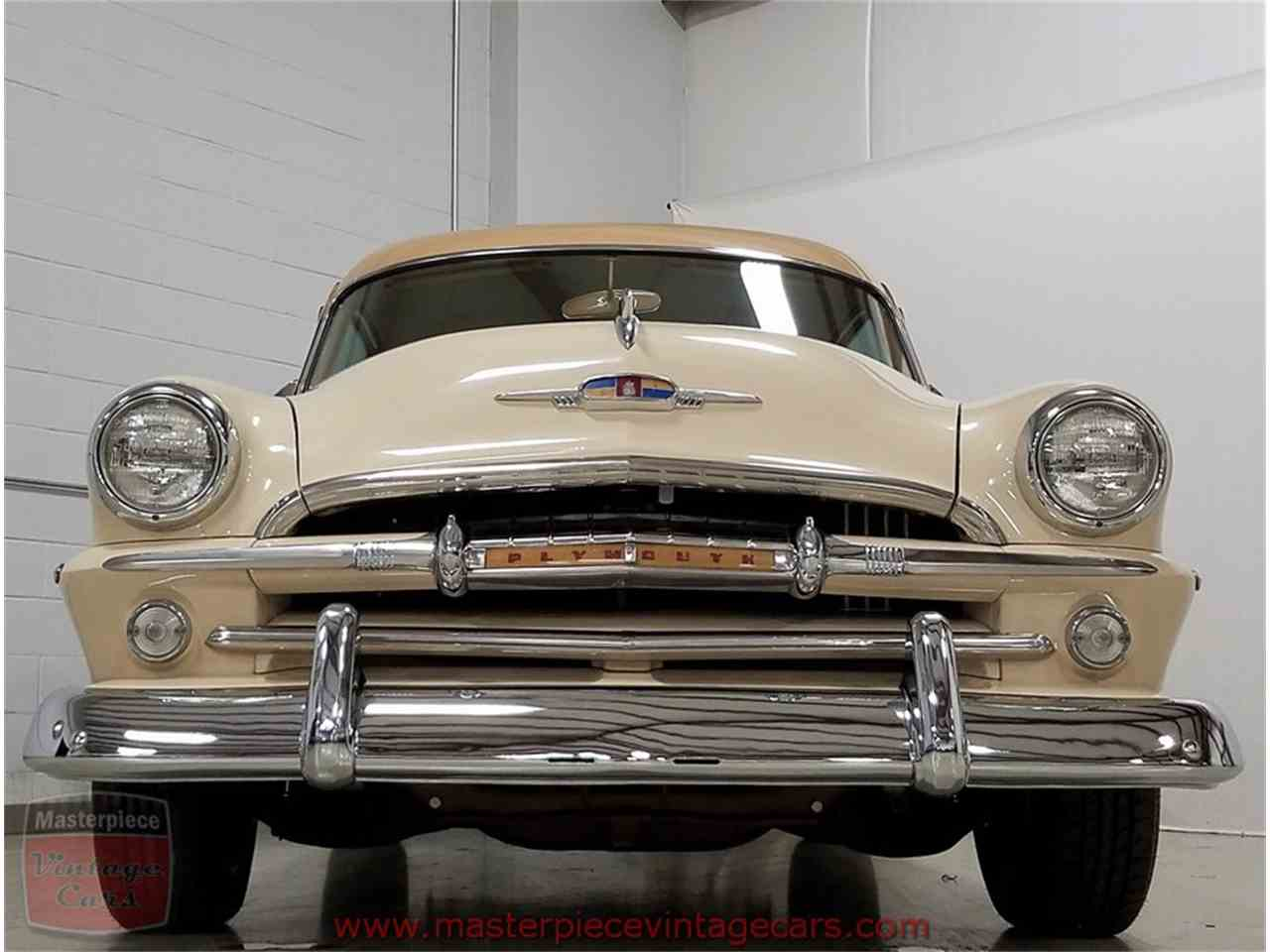 Large Picture of '54 Plaza Suburban located in Indiana Offered by Masterpiece Vintage Cars - KV49