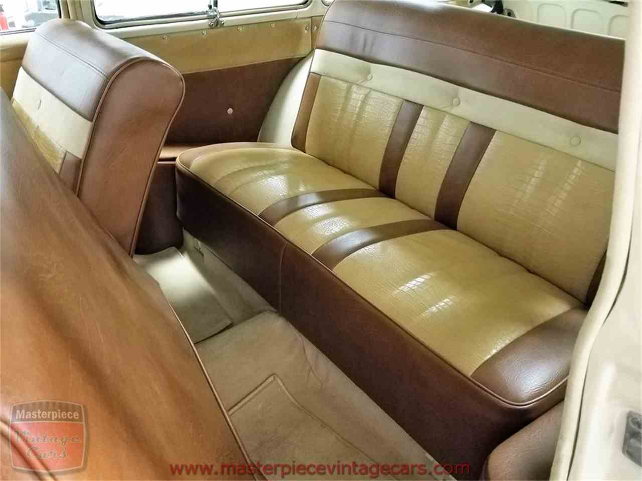 Large Picture of Classic 1954 Plaza Suburban located in Whiteland Indiana Offered by Masterpiece Vintage Cars - KV49