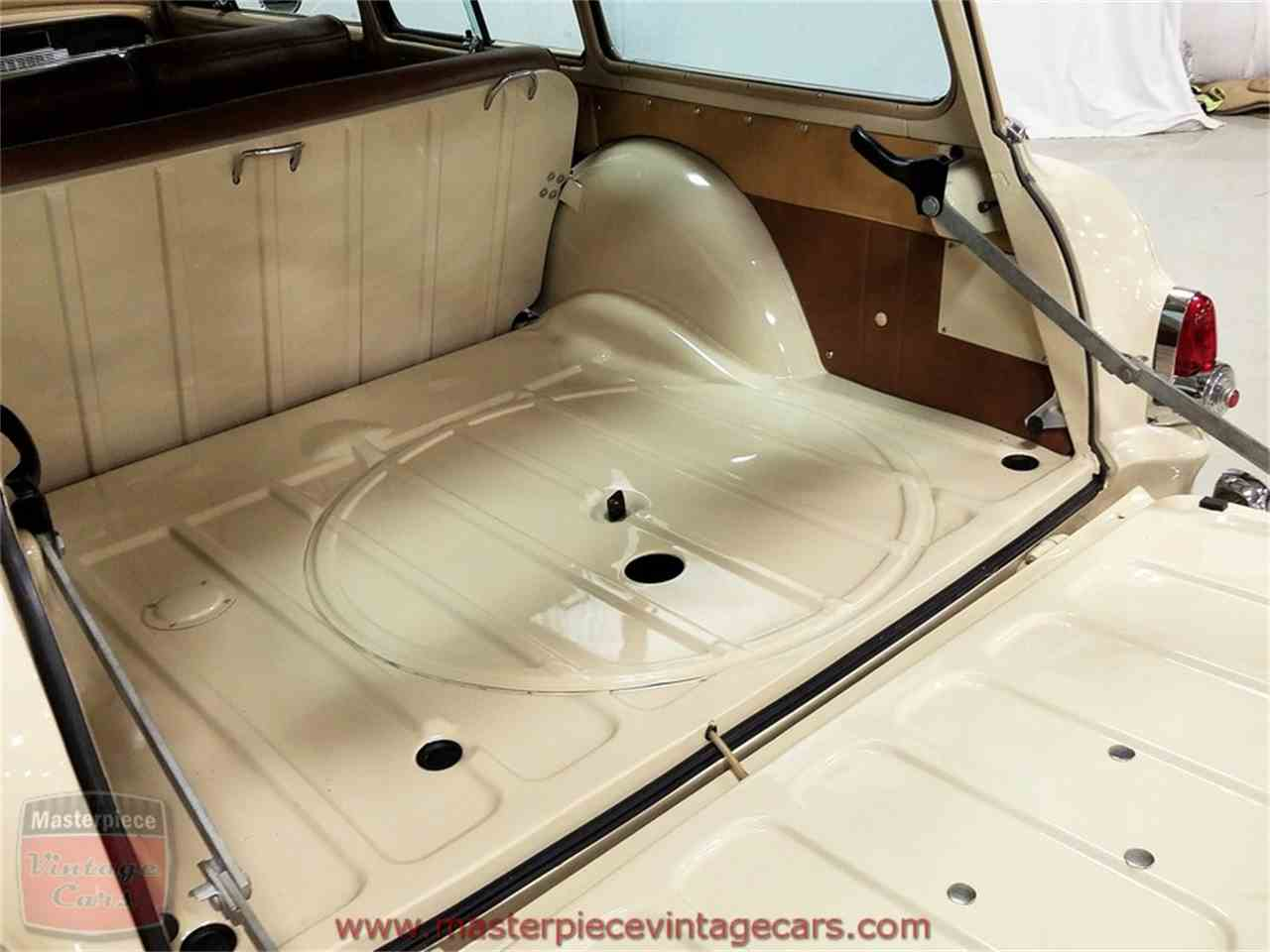 Large Picture of 1954 Plymouth Plaza Suburban Offered by Masterpiece Vintage Cars - KV49