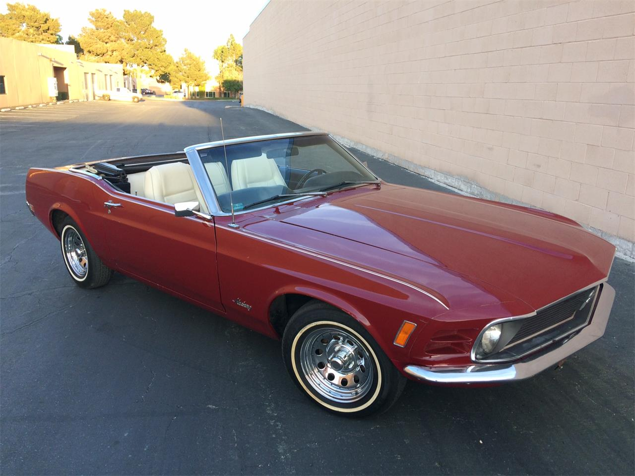 1970 Ford Mustang Convertible for Sale | ClassicCars.com ...