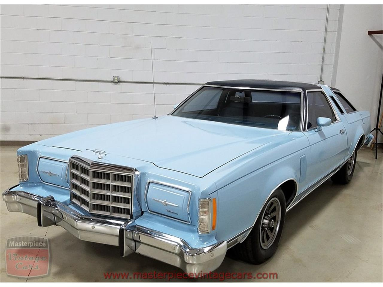 Large Picture of 1979 Ford Thunderbird located in Indiana - $6,950.00 Offered by Masterpiece Vintage Cars - KV4O