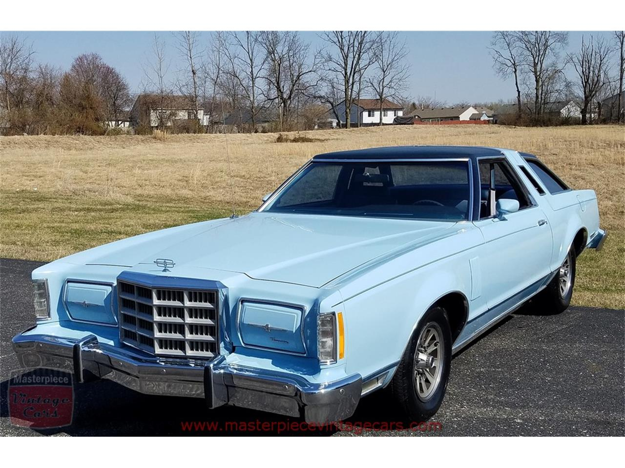 Large Picture of '79 Ford Thunderbird located in Indiana - $6,950.00 Offered by Masterpiece Vintage Cars - KV4O