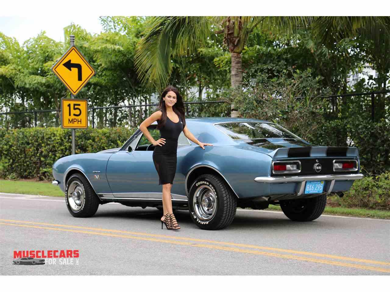 1967 Chevrolet Camaro RS for Sale   ClassicCars.com   CC-973472