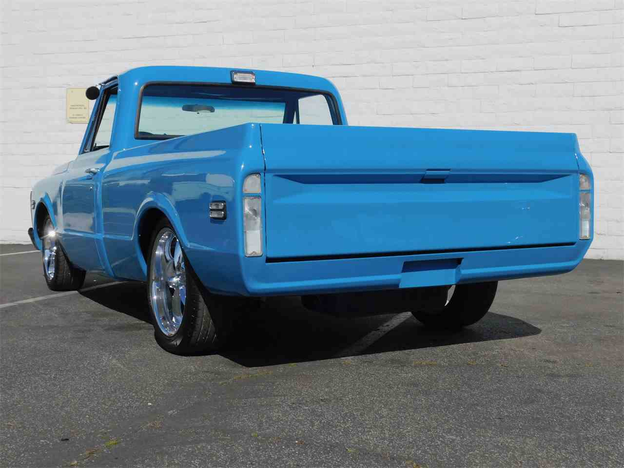 Large Picture of '71 C/K 1500 Wideside Shortbed - KV50