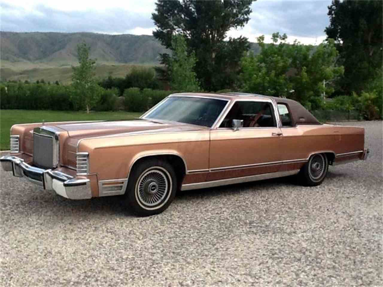 1978 Lincoln Continental for Sale | ClicCars.com | CC-970349