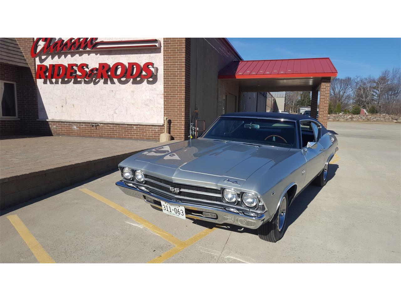 Large Picture of '69 Chevelle SS - KV72
