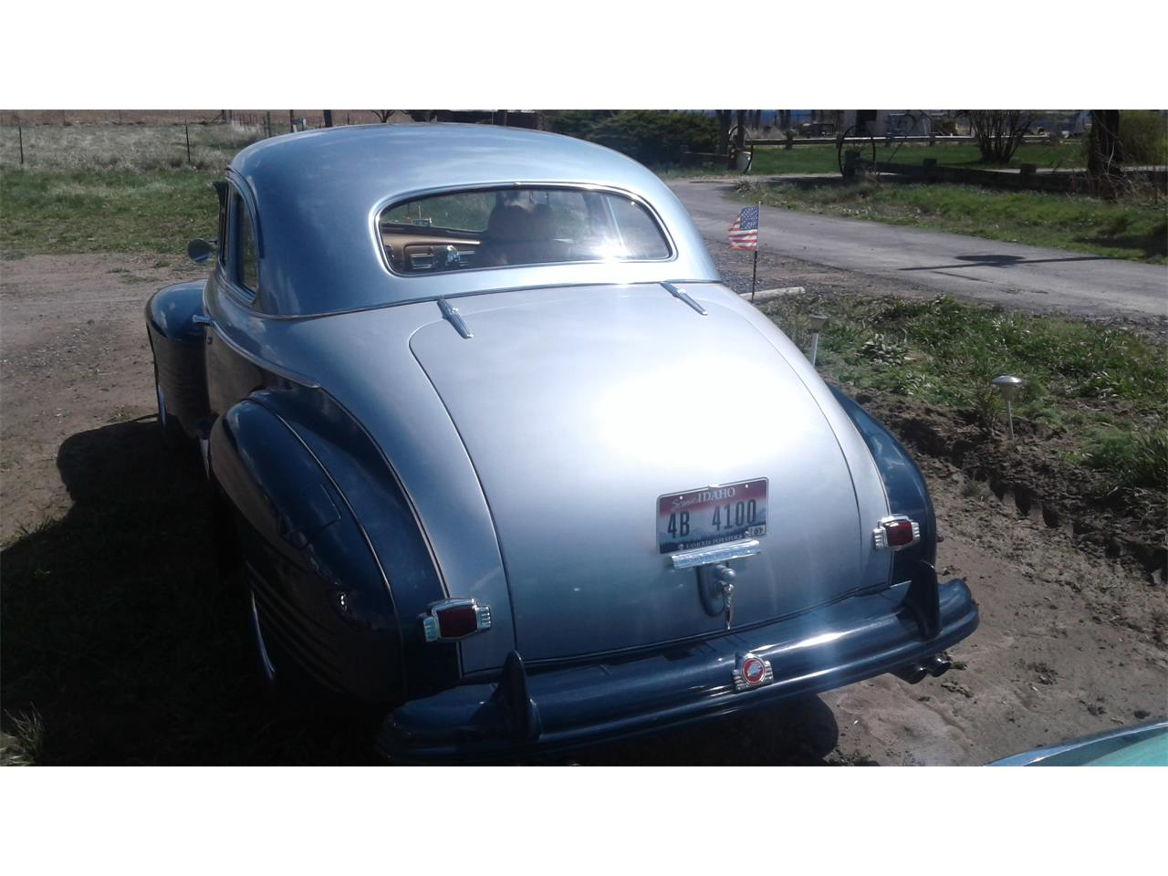 1941 Pontiac Silver Streak For Sale Cc 973599 Coupe Large Picture Of 41 Kv8f