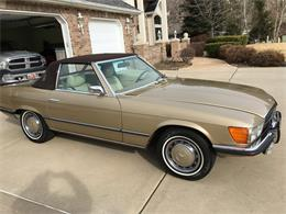 Picture of '72 Mercedes-Benz 350SL located in Park City Utah Offered by a Private Seller - KV8H