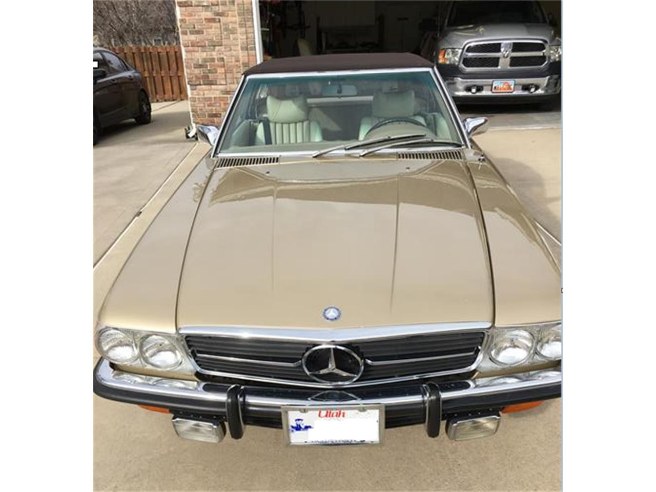 Large Picture of Classic 1972 Mercedes-Benz 350SL located in Utah - $25,000.00 - KV8H
