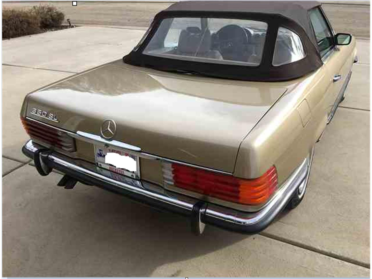 Large Picture of Classic '72 350SL Offered by a Private Seller - KV8H