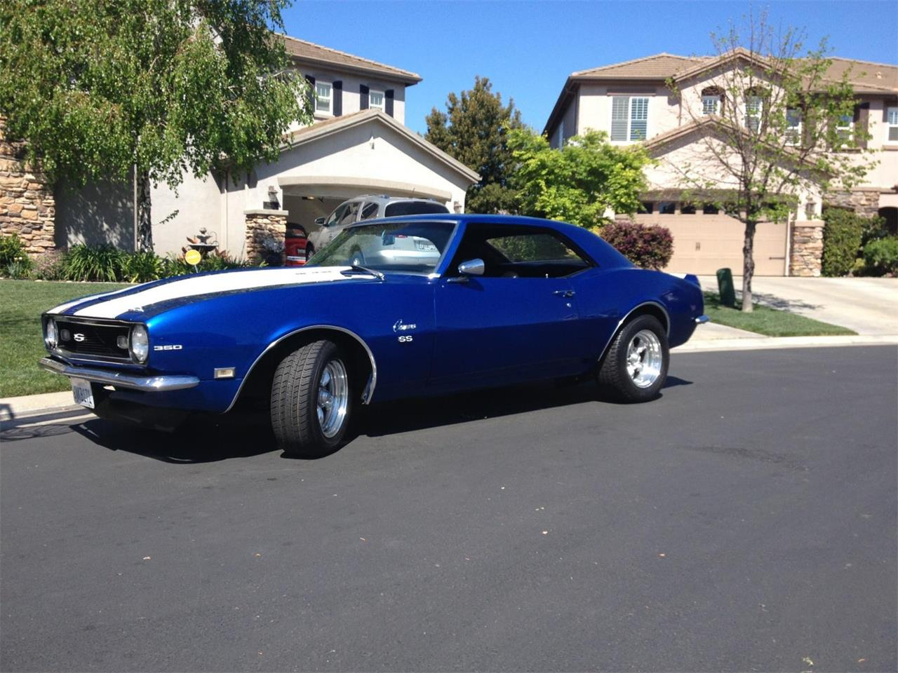 Large Picture of '68 Camaro RS/SS - KV8W