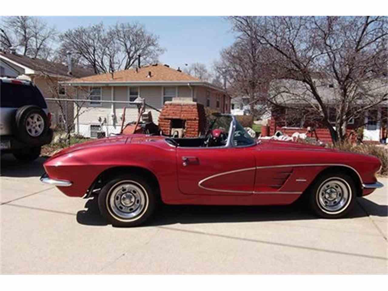 Large Picture of '61 Corvette - KV96