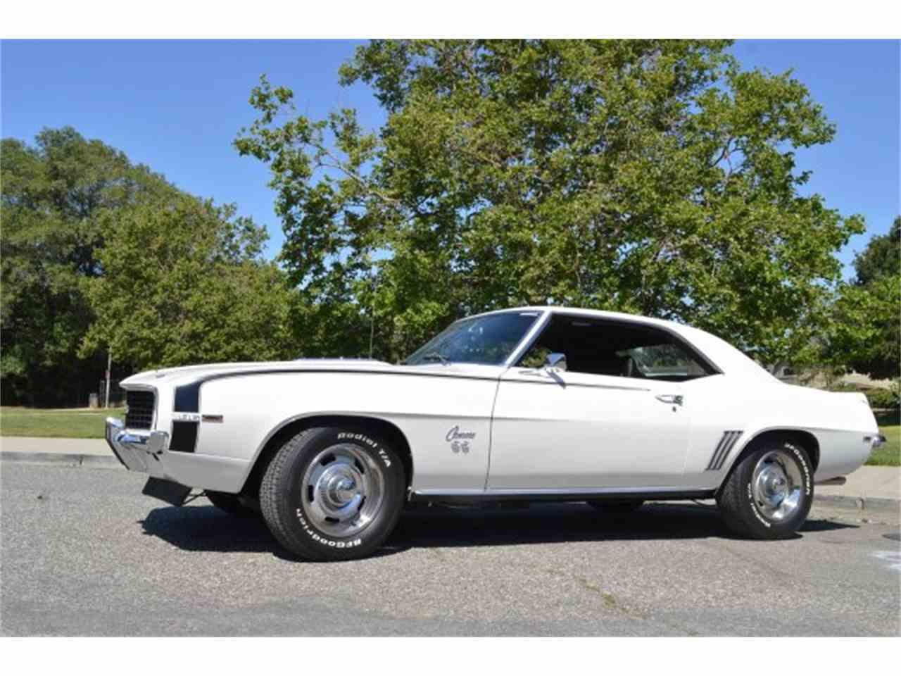 1969 Chevrolet Camaro Rs Ss For Sale Classiccars Com