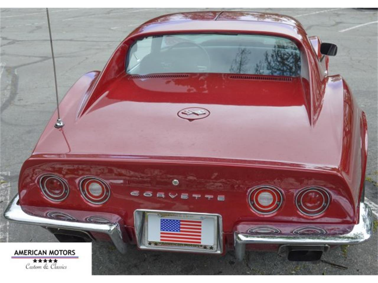 Large Picture of 1973 Corvette Offered by American Motors Customs and Classics - KV9V