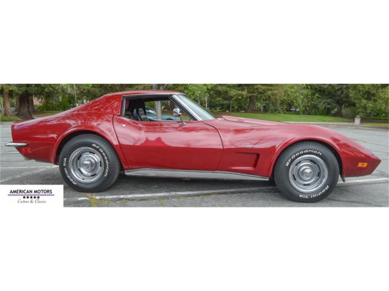 Large Picture of 1973 Corvette located in California - $27,900.00 - KV9V