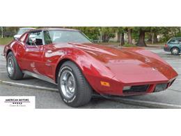 Picture of Classic 1973 Chevrolet Corvette located in San Jose California - $27,900.00 - KV9V