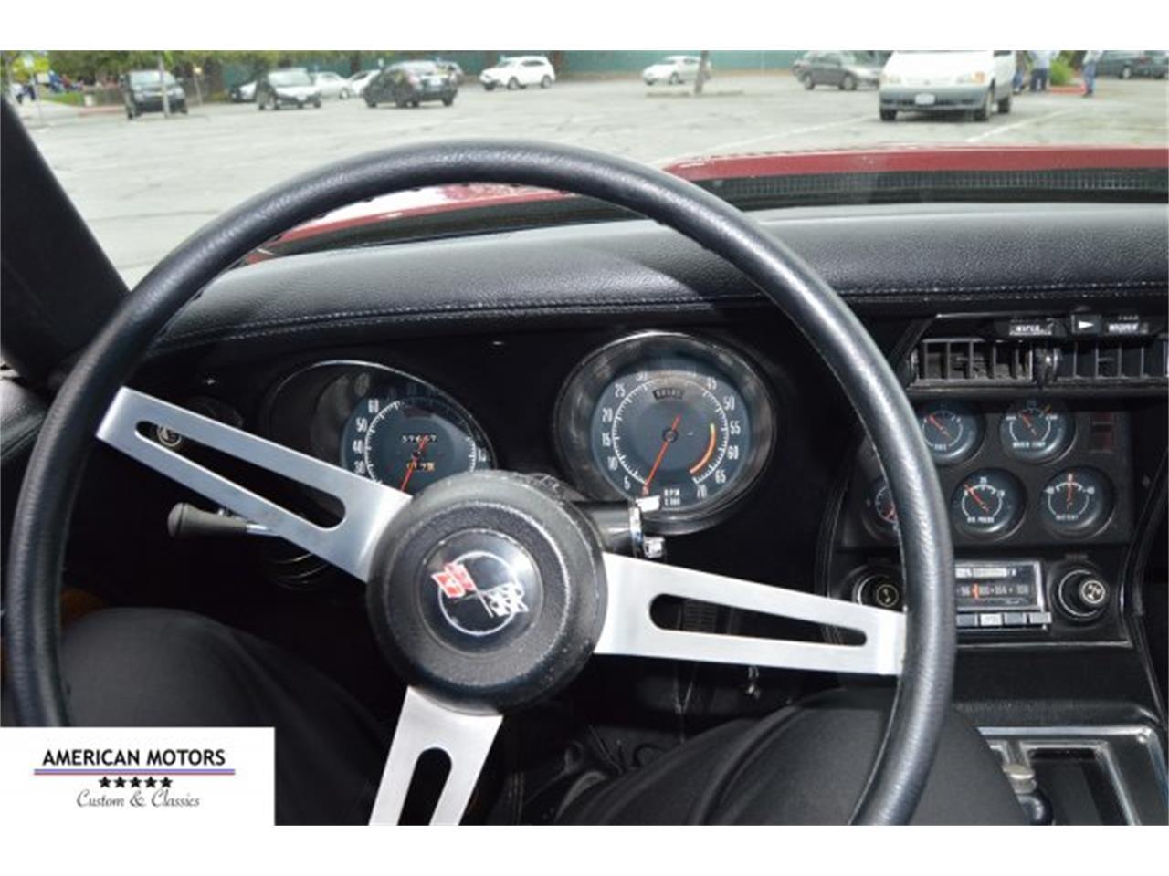 Large Picture of Classic '73 Corvette - KV9V