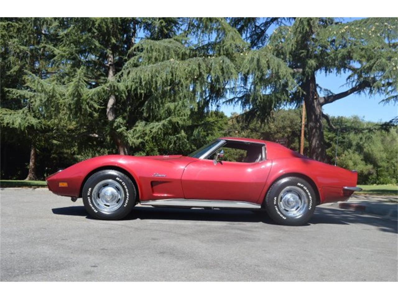 Large Picture of '73 Corvette - KV9V