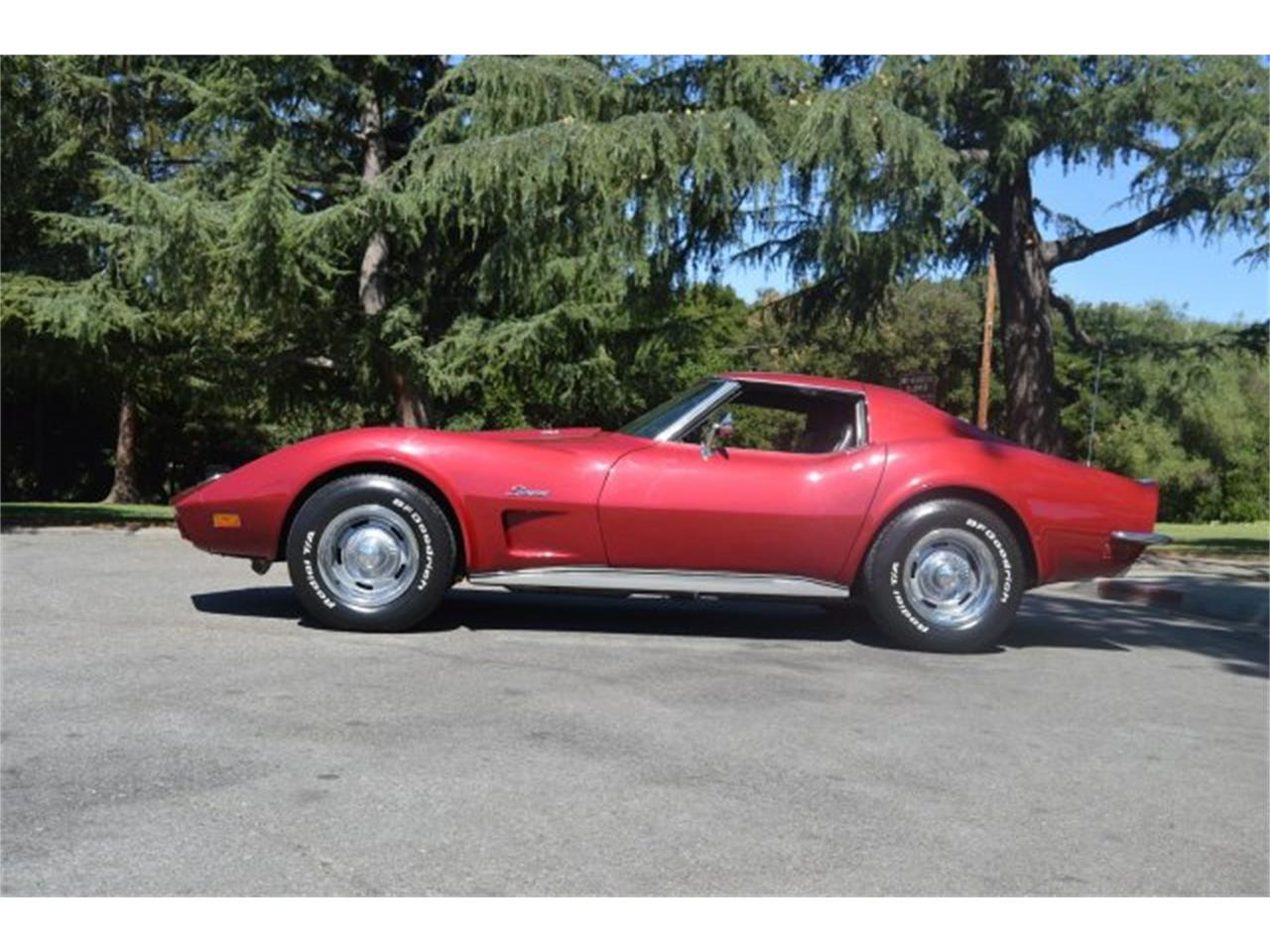 Large Picture of Classic 1973 Chevrolet Corvette located in California Offered by American Motors Customs and Classics - KV9V