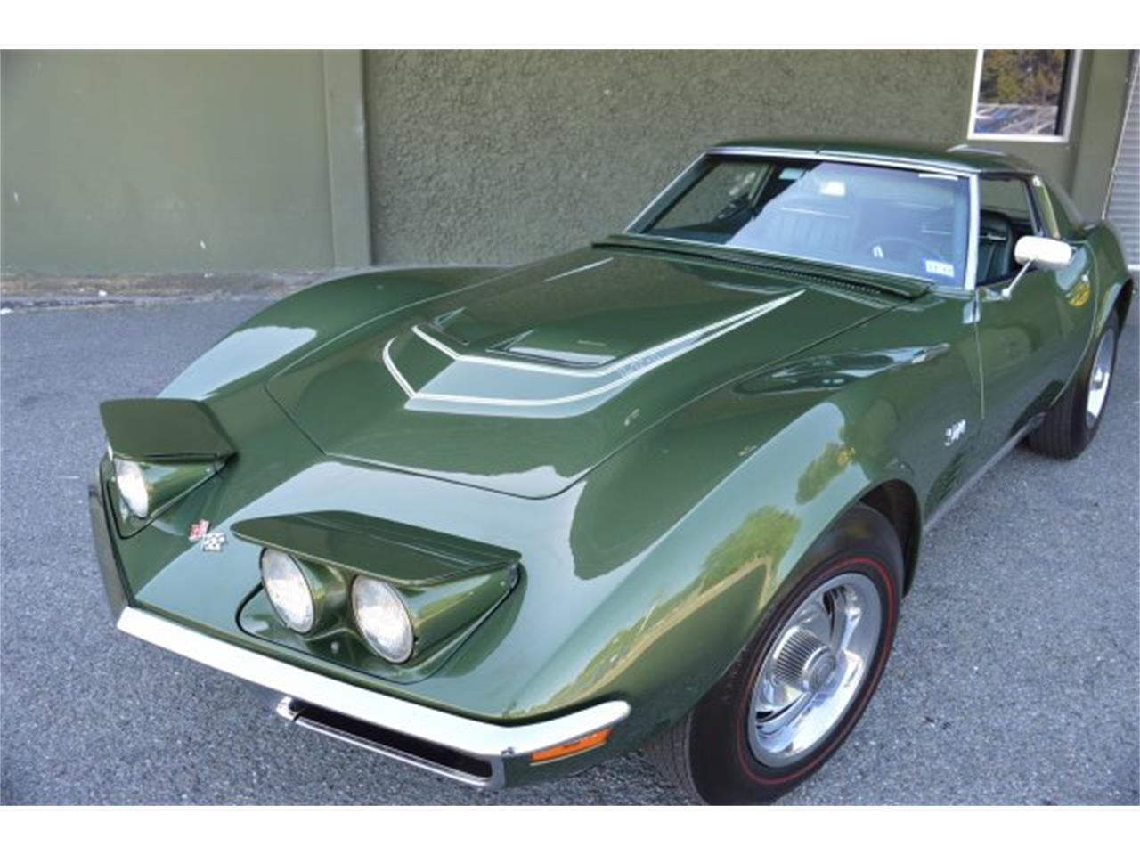 Large Picture of '70 Corvette - KV9W