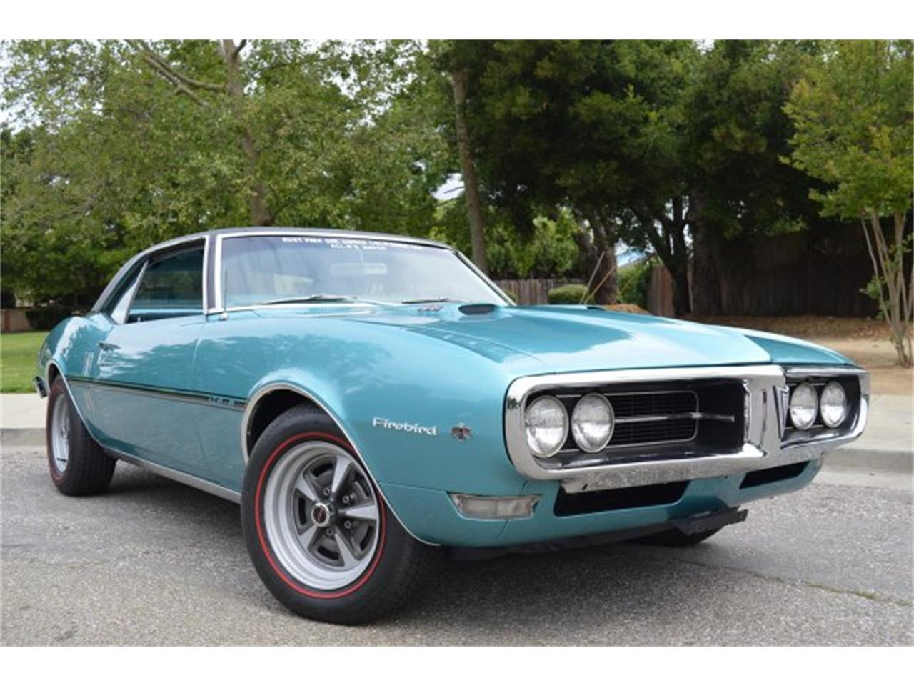 Large Picture of 1968 Firebird Auction Vehicle Offered by American Motors Customs and Classics - KV9Z