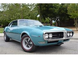 Picture of Classic 1968 Pontiac Firebird located in San Jose California Auction Vehicle - KV9Z