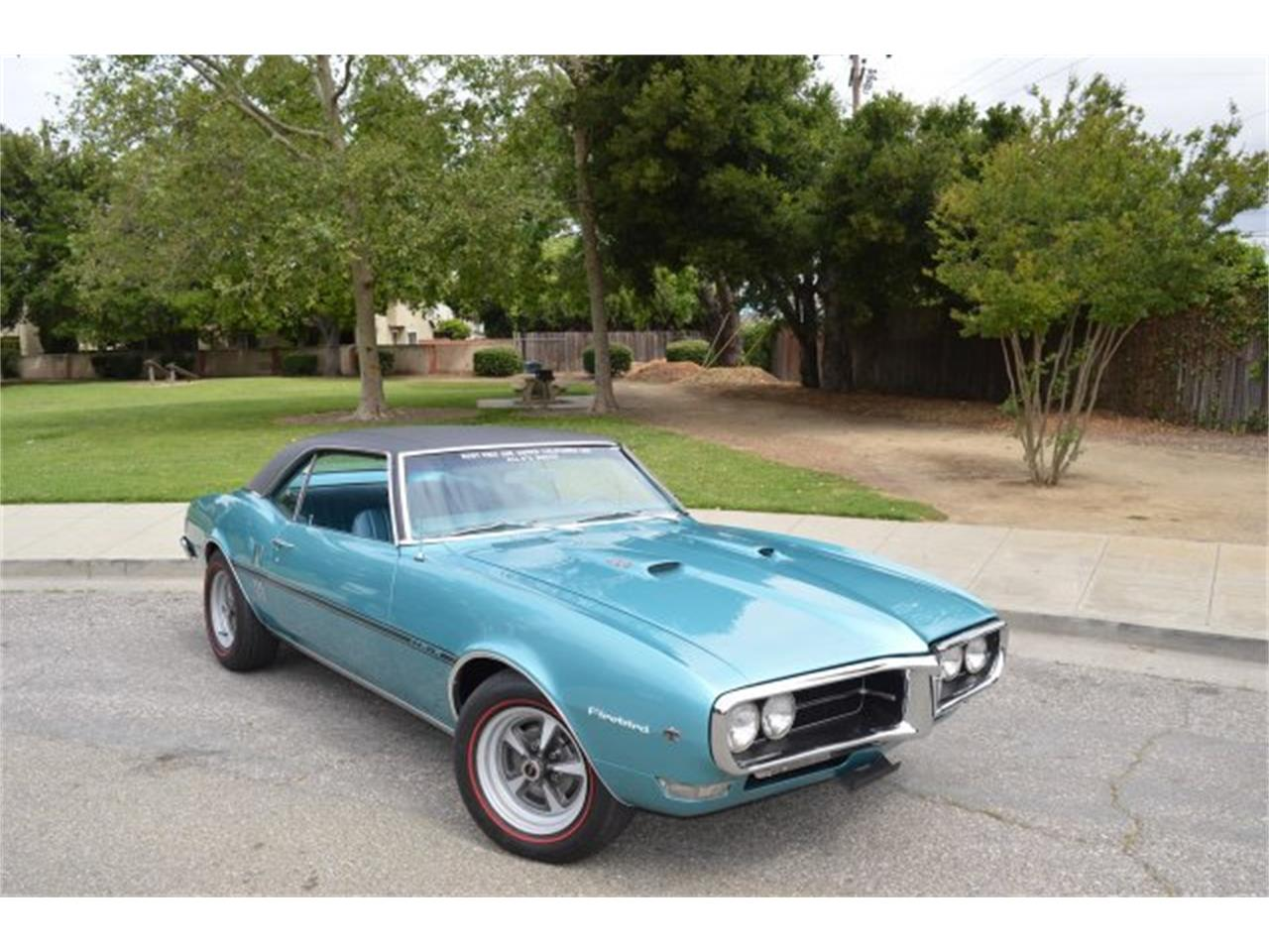 Large Picture of Classic '68 Pontiac Firebird located in San Jose California - KV9Z