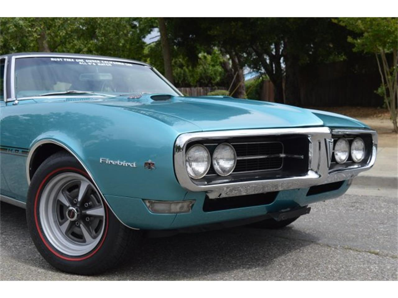 Large Picture of 1968 Firebird located in California Auction Vehicle Offered by American Motors Customs and Classics - KV9Z