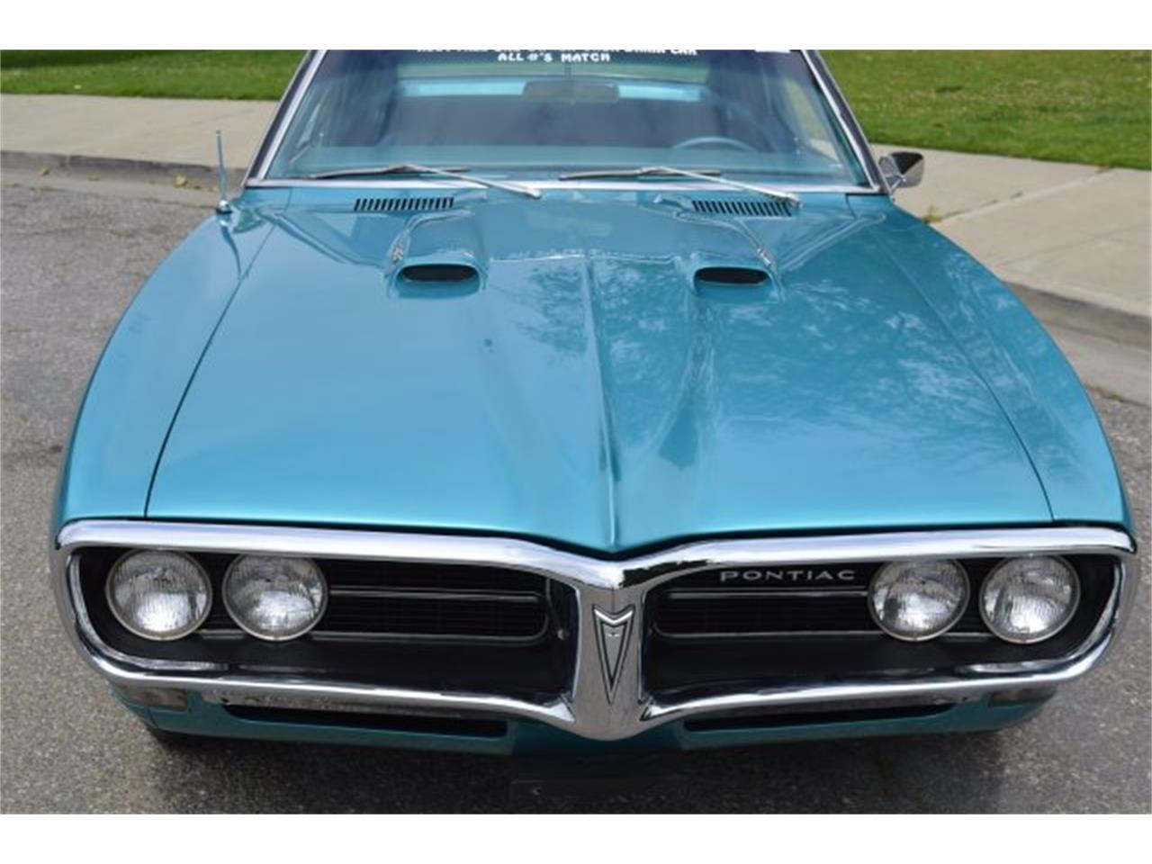 Large Picture of Classic '68 Pontiac Firebird Offered by American Motors Customs and Classics - KV9Z