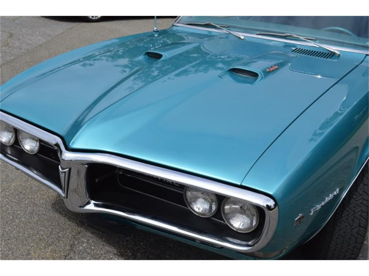 Large Picture of '68 Pontiac Firebird located in San Jose California Auction Vehicle Offered by American Motors Customs and Classics - KV9Z