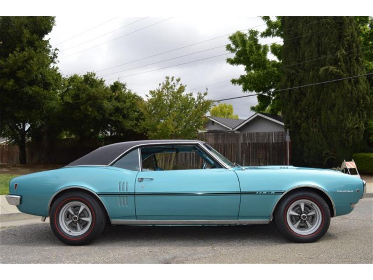 Large Picture of Classic 1968 Pontiac Firebird located in San Jose California Auction Vehicle Offered by American Motors Customs and Classics - KV9Z