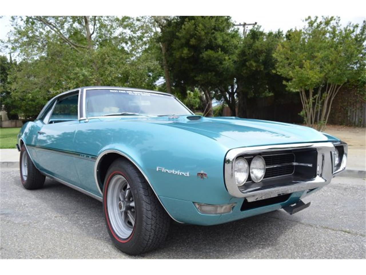 Large Picture of '68 Pontiac Firebird - KV9Z
