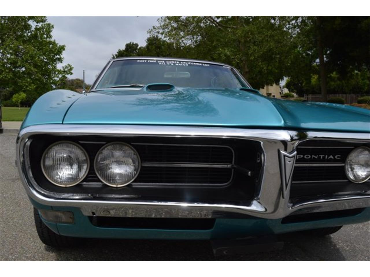 Large Picture of Classic '68 Firebird Offered by American Motors Customs and Classics - KV9Z