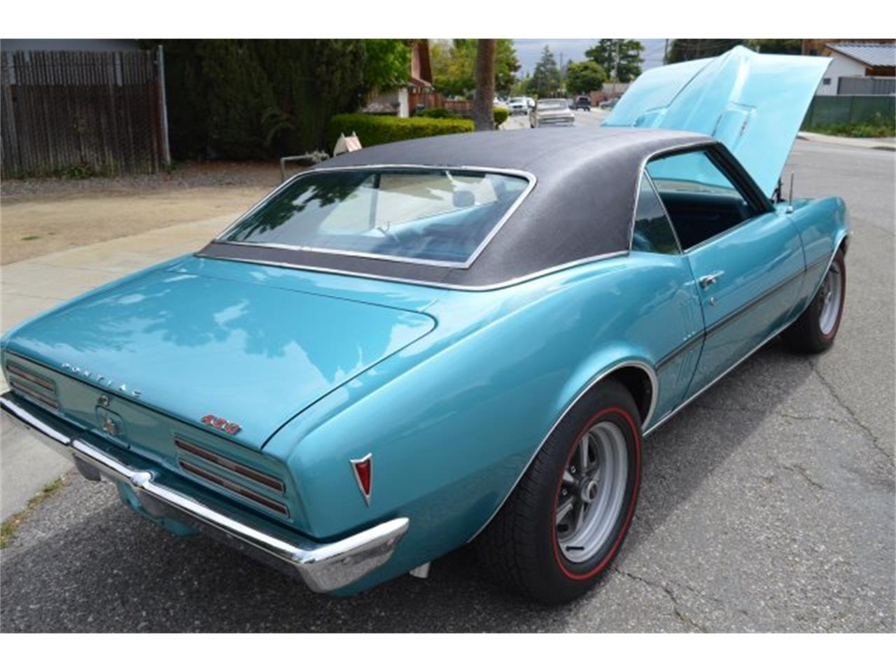Large Picture of Classic '68 Pontiac Firebird located in San Jose California Auction Vehicle - KV9Z