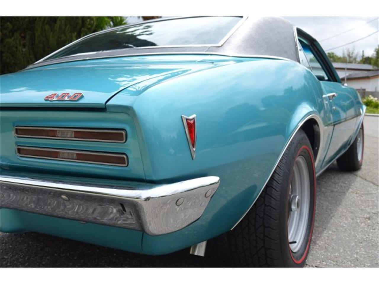 Large Picture of Classic 1968 Pontiac Firebird Auction Vehicle Offered by American Motors Customs and Classics - KV9Z