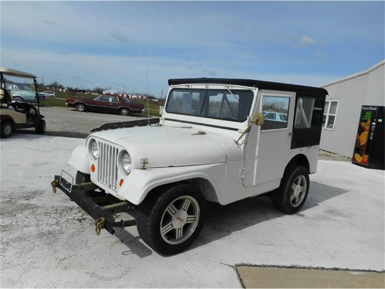 Large Picture of '54 Jeep - KVAA