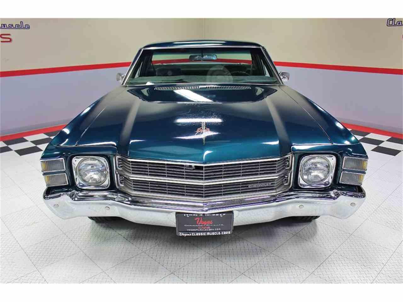 1971 Chevrolet El Camino for Sale | ClassicCars.com | CC-973744