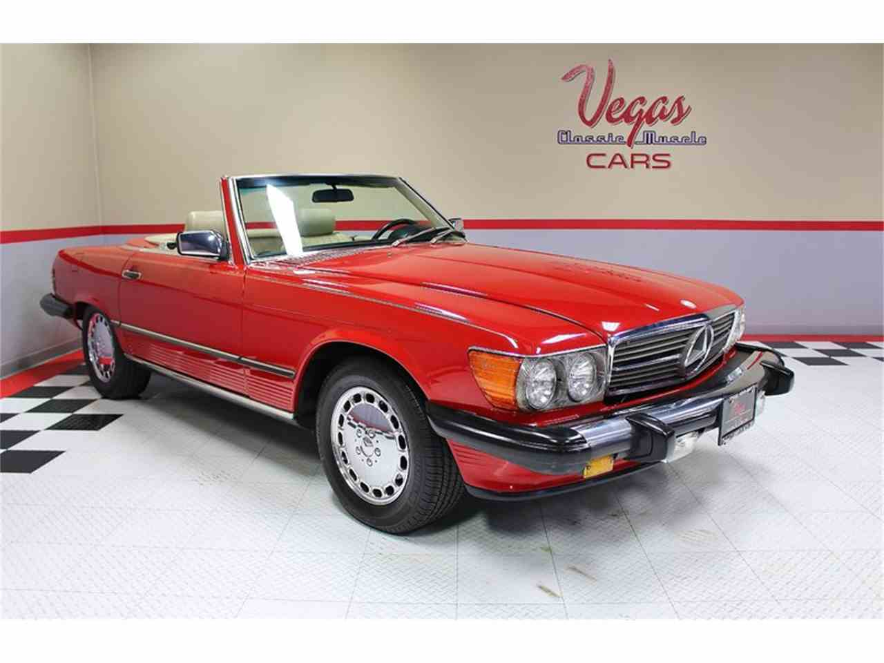 1987 mercedes benz 560sl for sale cc. Black Bedroom Furniture Sets. Home Design Ideas