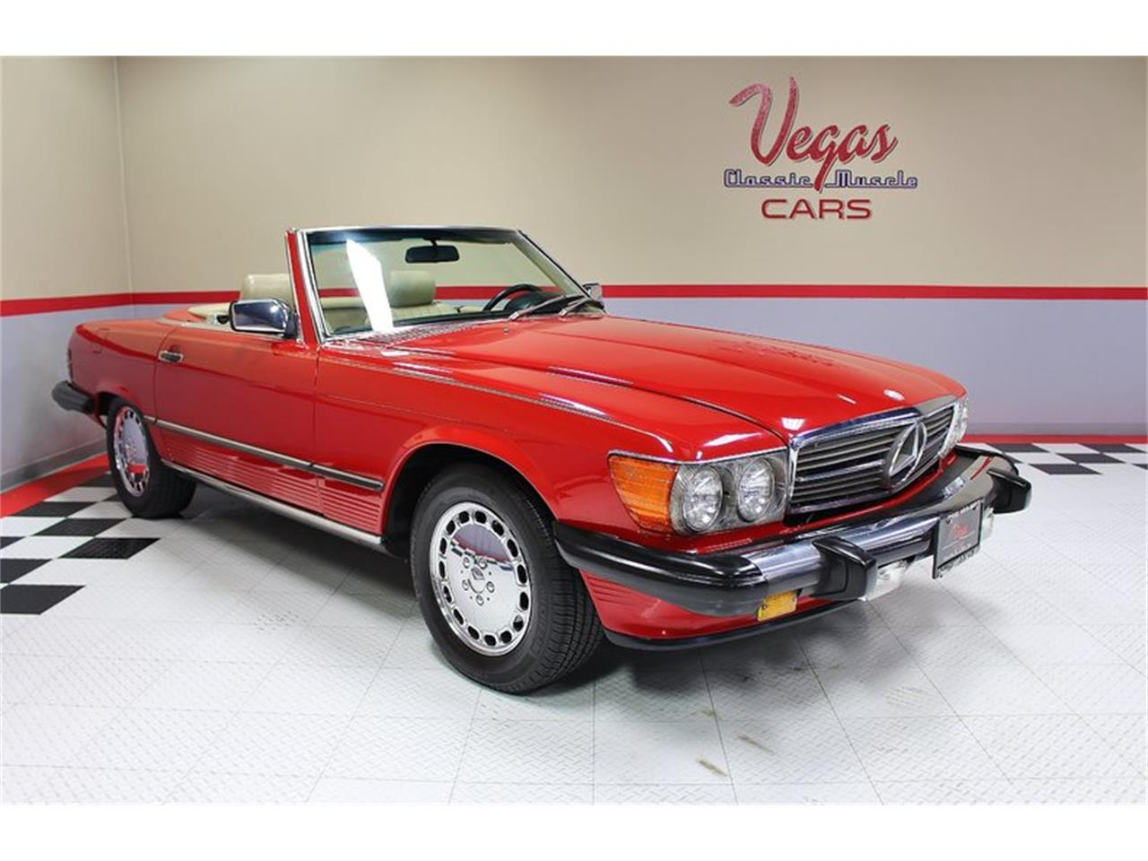 Large Picture of 1987 560SL - $14,995.00 Offered by Vegas Classic Muscle Cars - KVCP