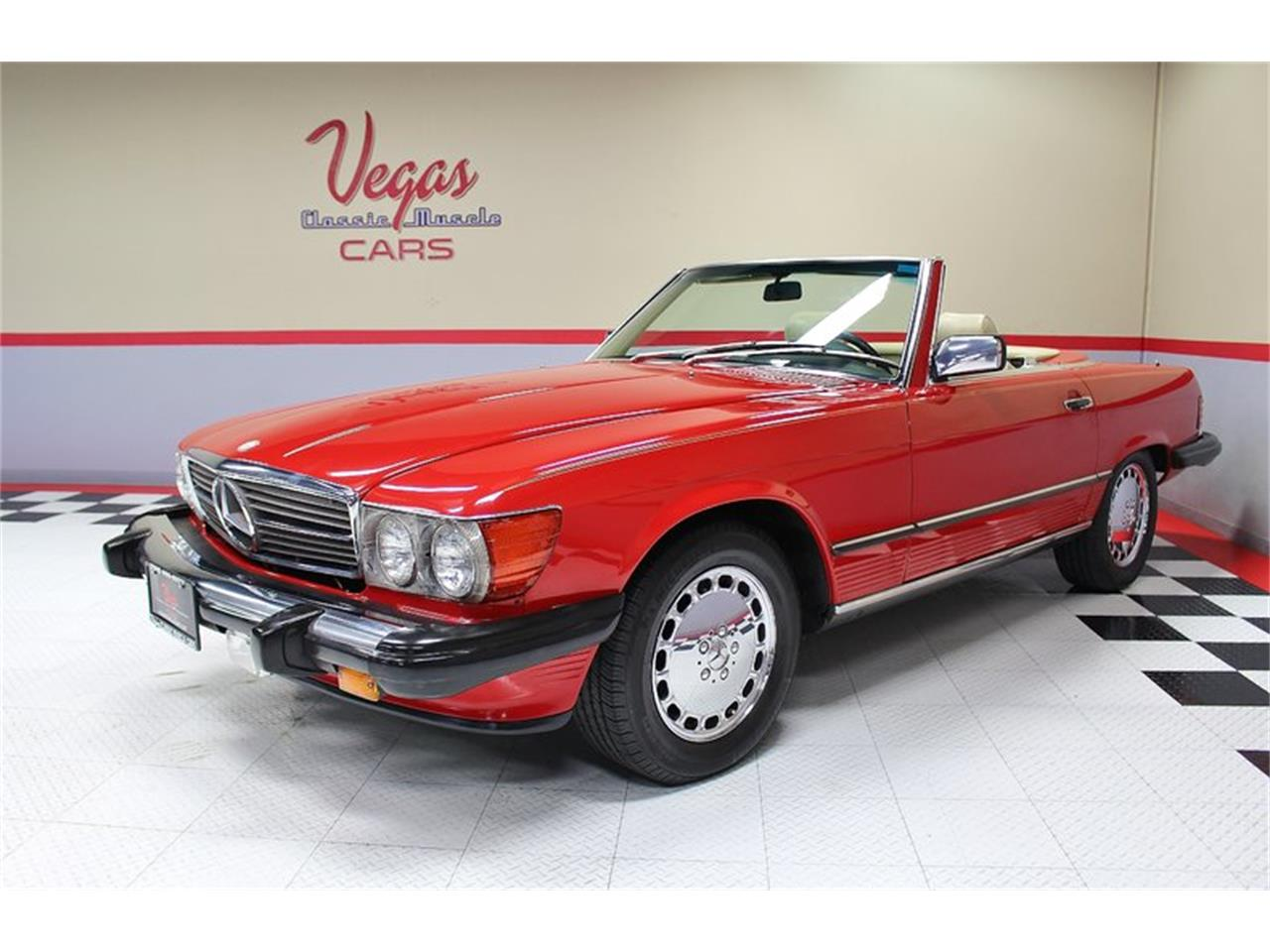 Large Picture of 1987 560SL - $14,995.00 - KVCP