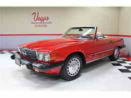 Picture of '87 560SL located in Henderson Nevada - KVCP