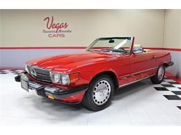 Picture of '87 Mercedes-Benz 560SL located in Henderson Nevada Offered by Vegas Classic Muscle Cars - KVCP
