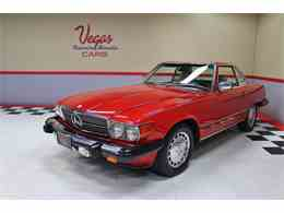 Picture of '87 Mercedes-Benz 560SL located in Nevada - $14,995.00 Offered by Vegas Classic Muscle Cars - KVCP