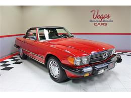 Picture of '87 Mercedes-Benz 560SL located in Henderson Nevada - KVCP