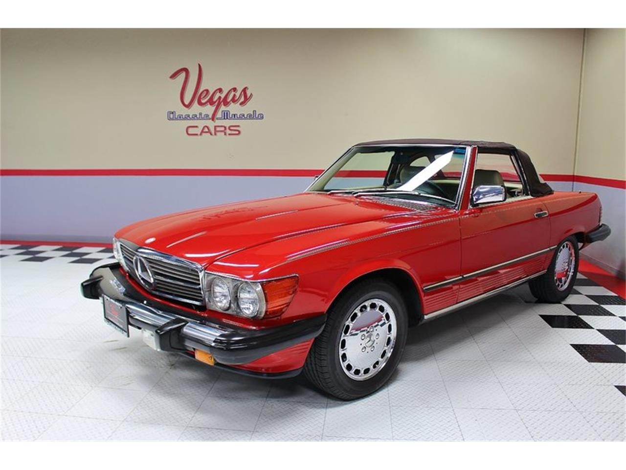 Large Picture of '87 Mercedes-Benz 560SL - $14,995.00 - KVCP