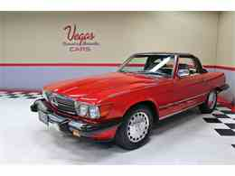 Picture of 1987 Mercedes-Benz 560SL located in Nevada Offered by Vegas Classic Muscle Cars - KVCP