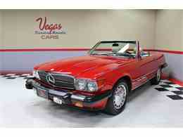 Picture of 1987 560SL located in Henderson Nevada - KVCP