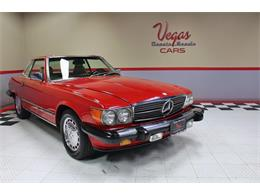 Picture of 1987 Mercedes-Benz 560SL located in Henderson Nevada - $14,995.00 - KVCP