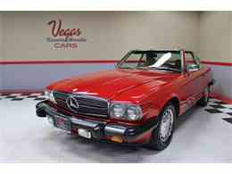 Picture of 1987 Mercedes-Benz 560SL Offered by Vegas Classic Muscle Cars - KVCP